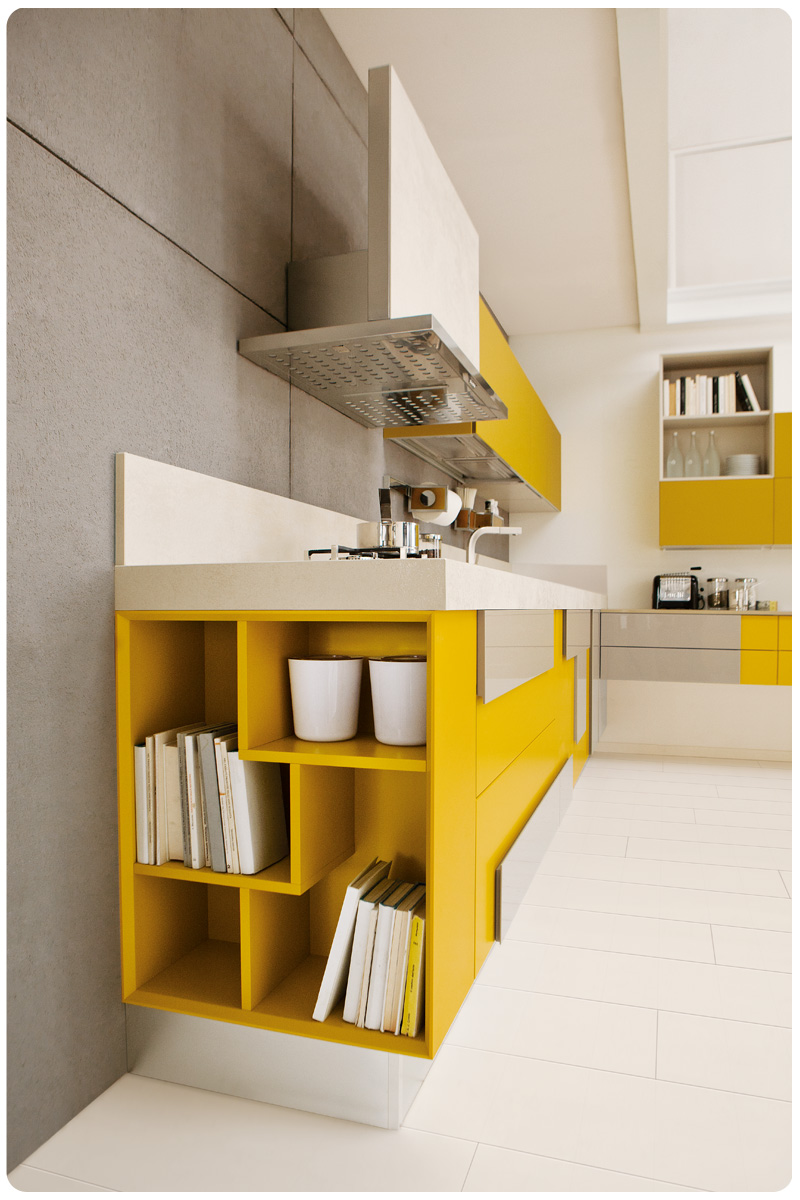 Pensili Cucina Moderni.Cucine In Kit On Line Ispirazione Per La Casa