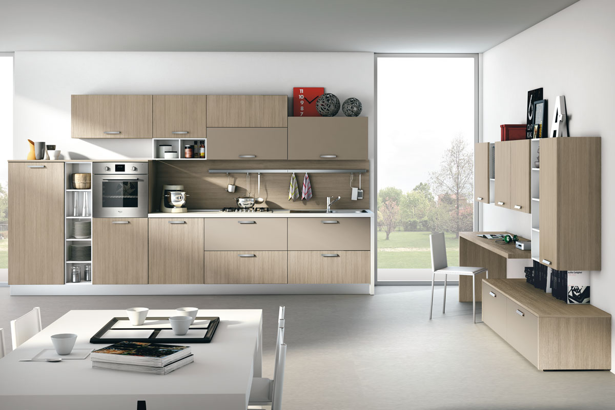 Outlet cucine componibili beautiful cucina componibile - Cucine componibili in offerta ...