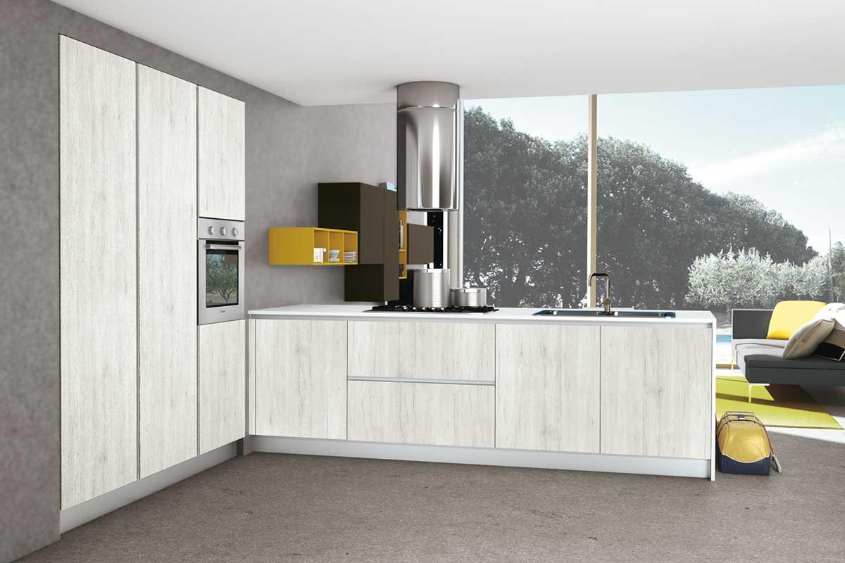 Cucine moderne componibili creo ank acquistabile in - Cucine lube creo ...