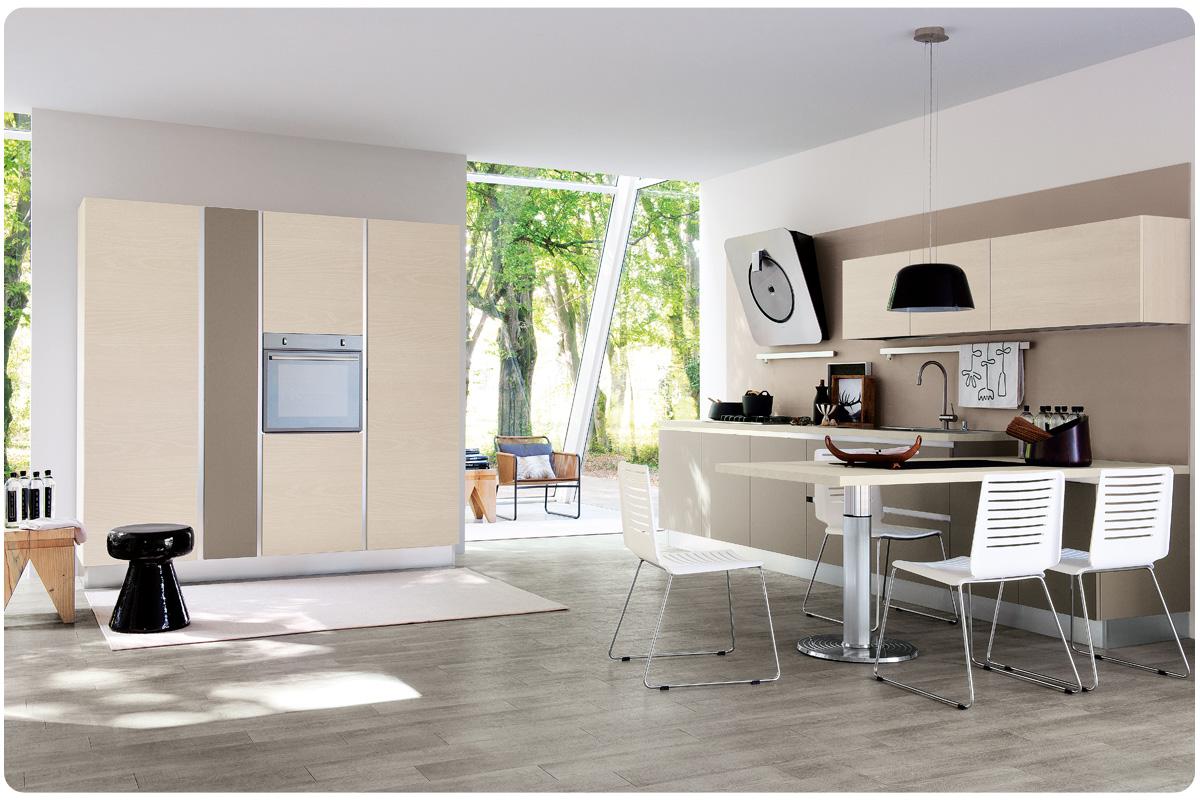 Cucine moderne componibili lube essenza cucine - Cucine componibili milano ...