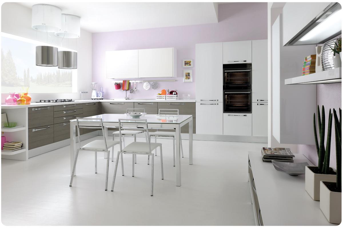 Cucine moderne componibili lube fabiana cucine for Lube cucine prezzi