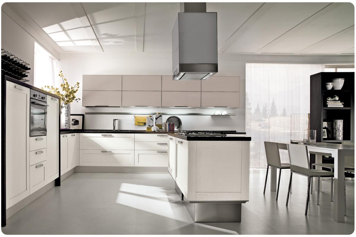 Cucine moderne componibili Lube Gaia - cucine - Acquistabile in ...