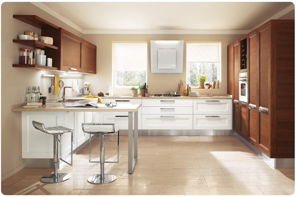 Cucine moderne componibili lube georgia acquistabile in for Lops arredi distretto del design trezzano