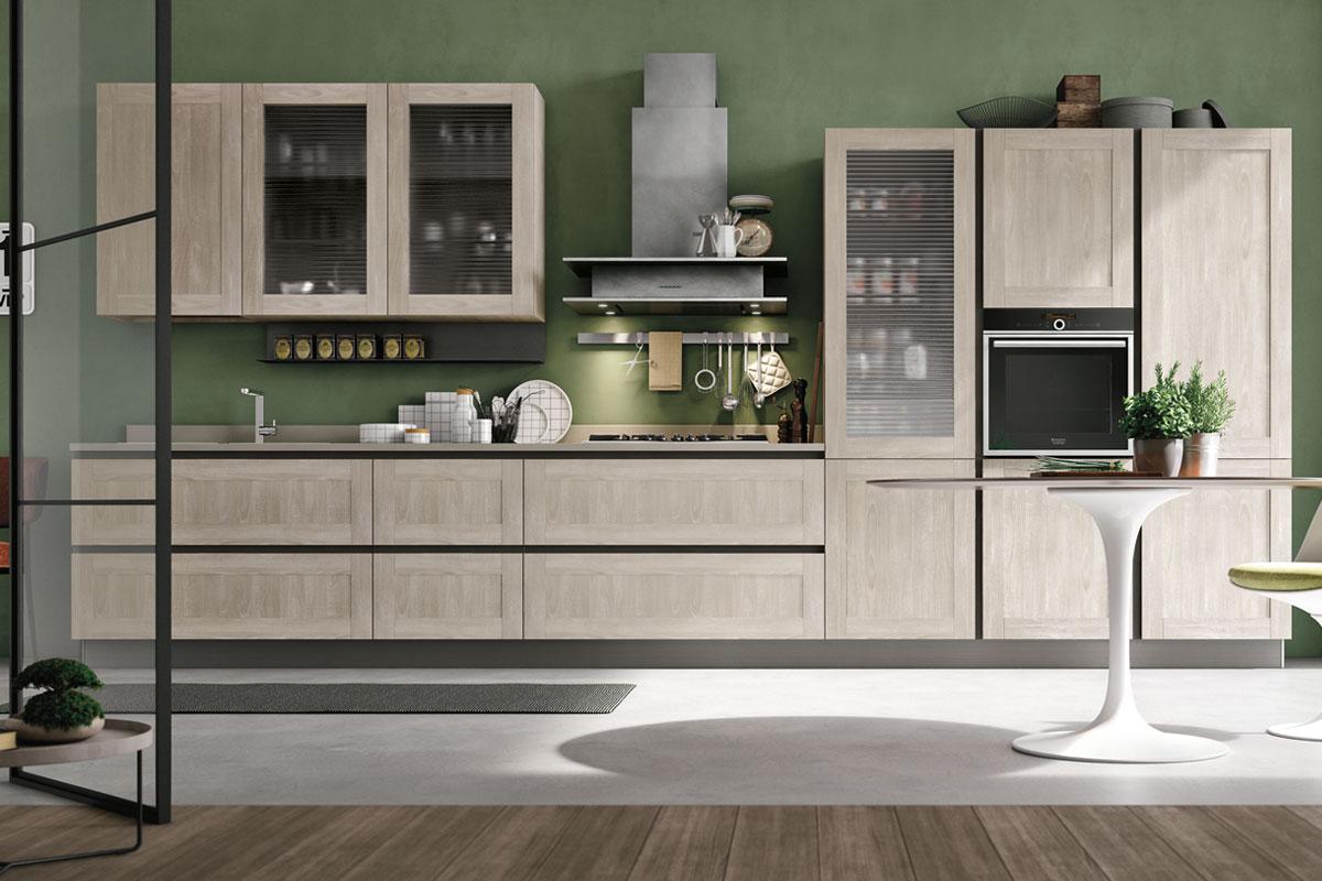 Cucine moderne componibili stosa city acquistabile in - Cucine non componibili ...