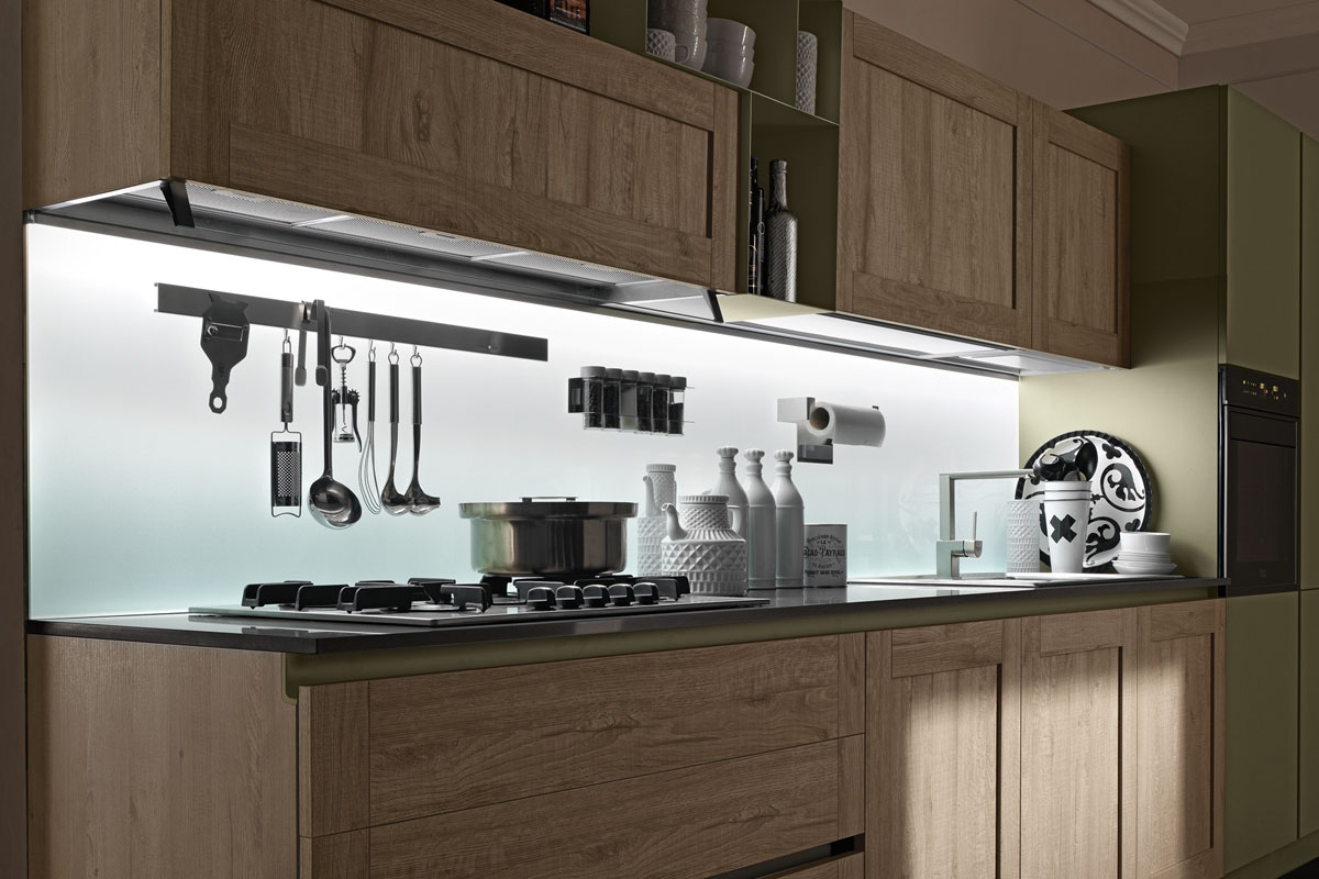 Cucine moderne componibili stosa city acquistabile in for Cucine moderne componibili