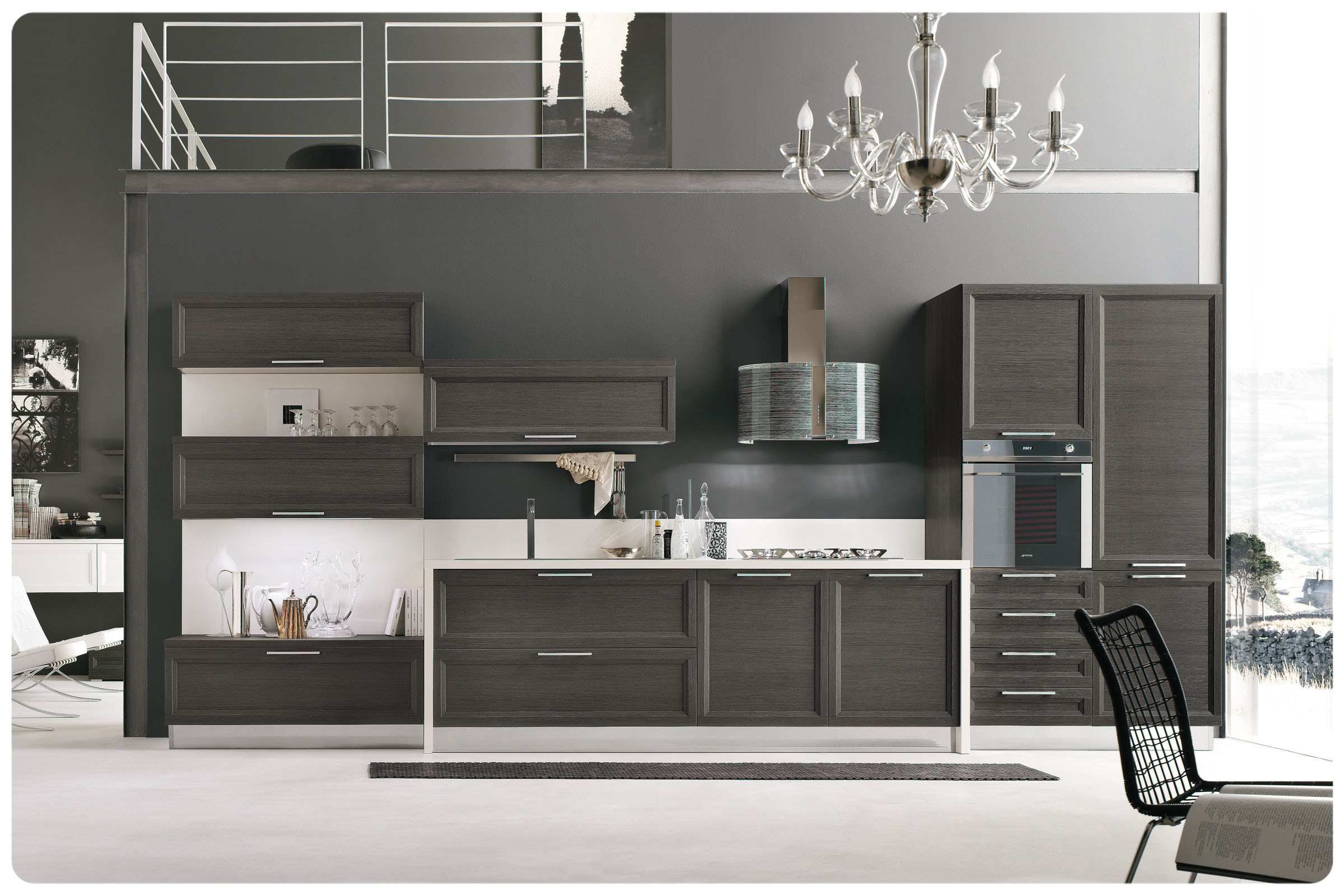 Cucine outlet milano cucine moderne componibili lube for Cucine usate gratis milano