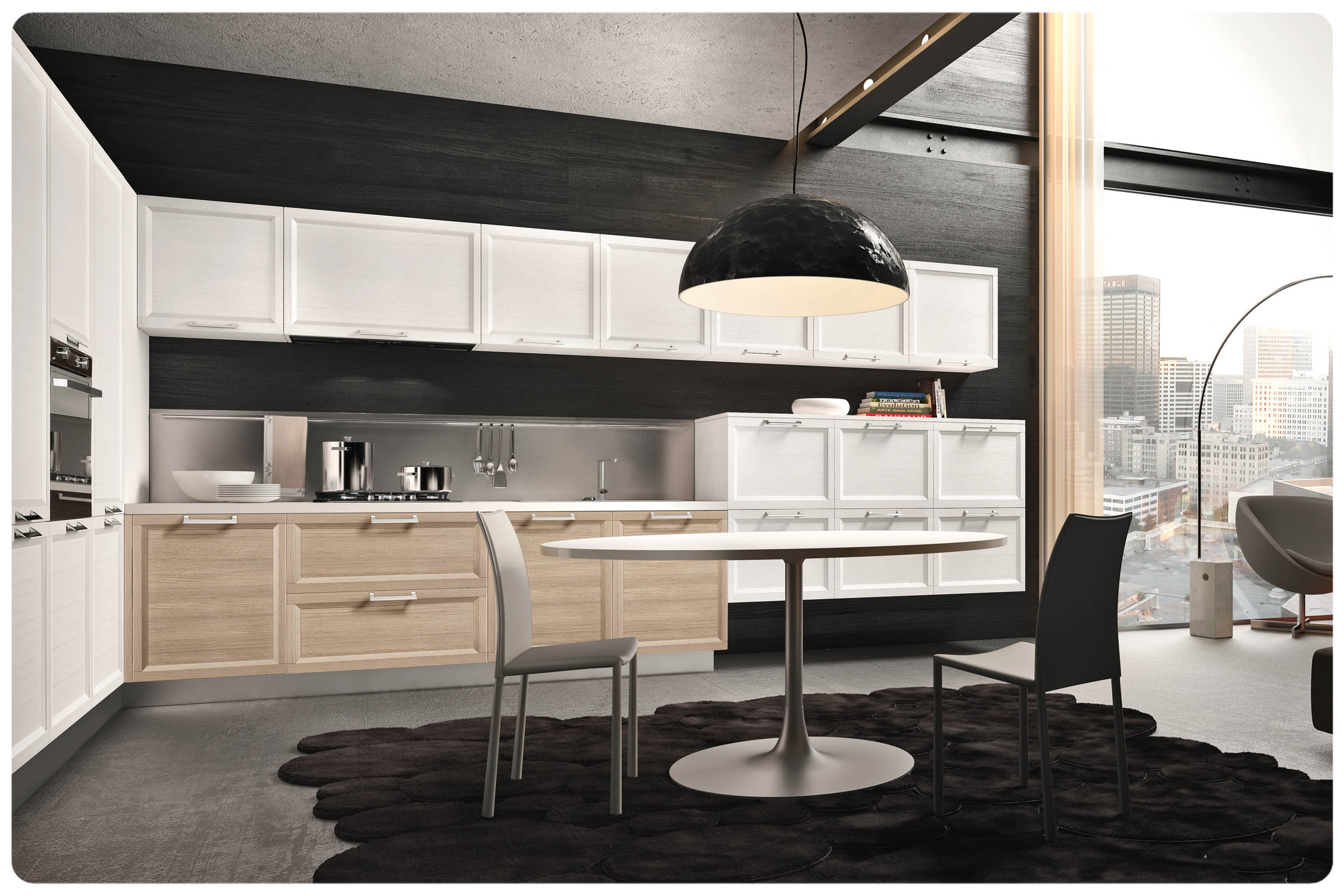 Stunning Cucine Componibile Moderne Contemporary - Ideas & Design ...