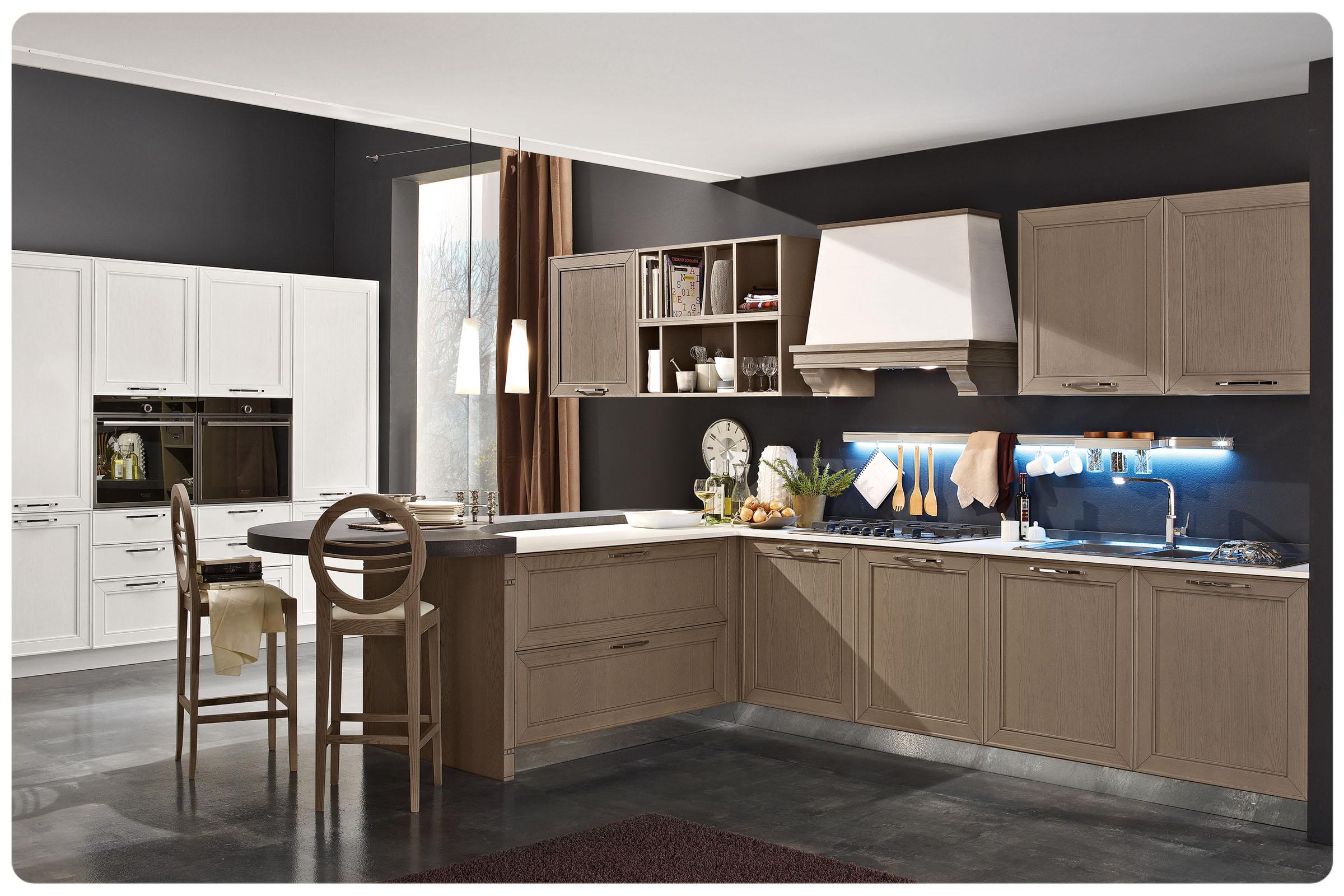 Cucine moderne componibili stosa maxim acquistabile in - Cucine stosa milano ...