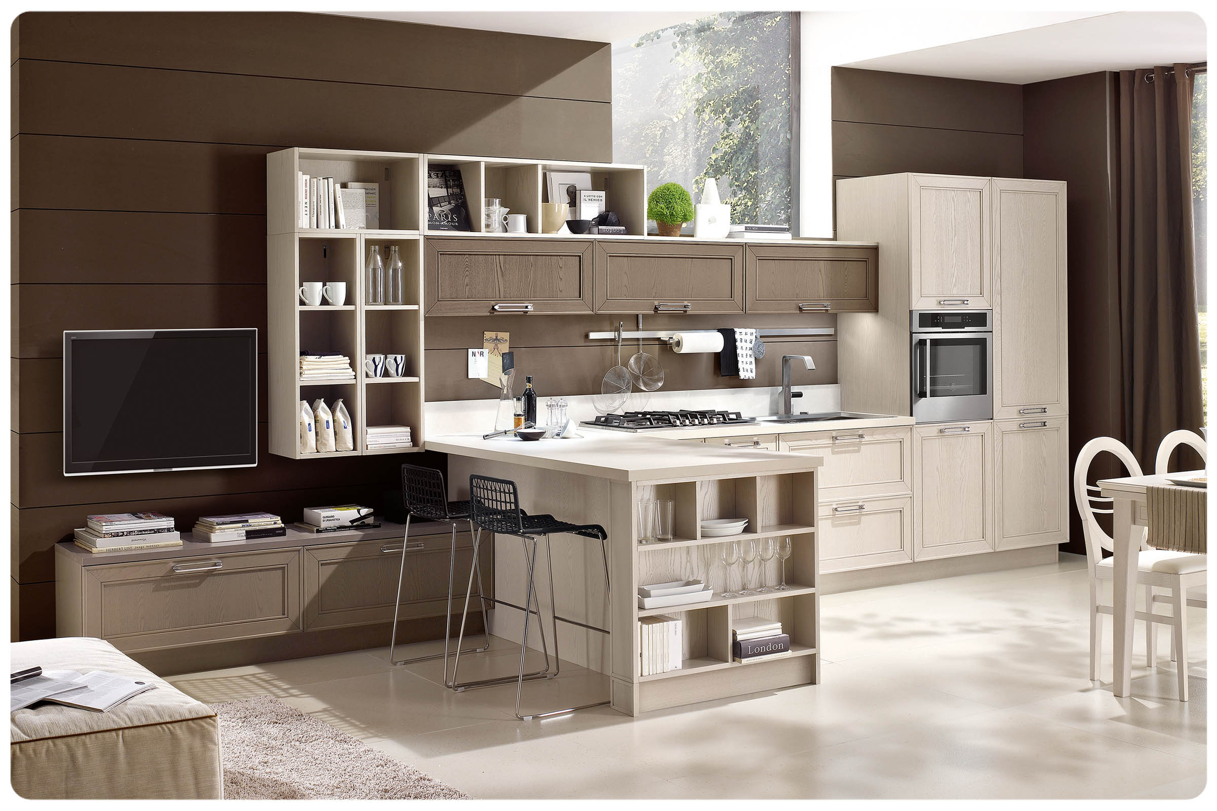 Cucine milano outlet interesting mobilturi functional - Cucine cesano maderno ...