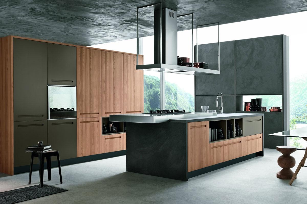Cucine moderne componibili top lops carmen progetto 1 - Cucine stosa moderne ...