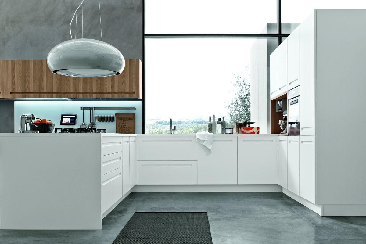 Cucine moderne componibili Stosa Progetto Mood - cucine ...