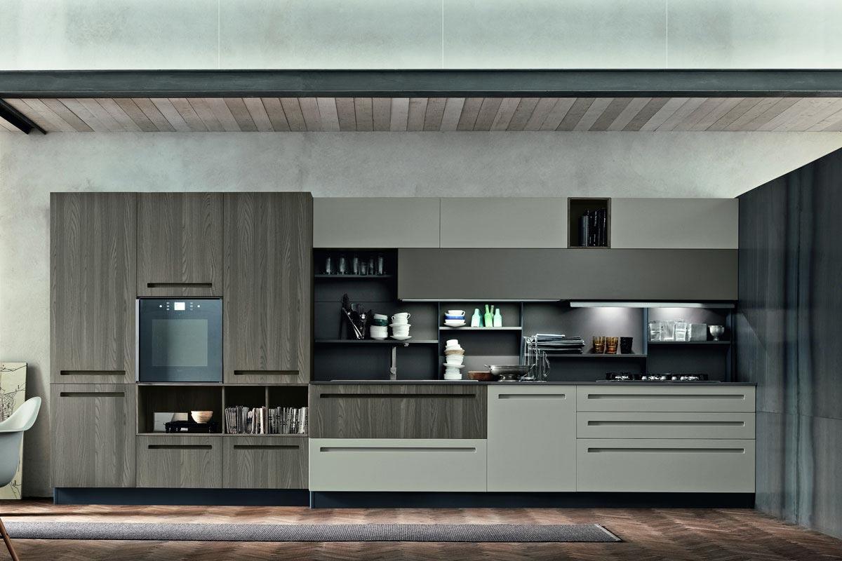 Cucine Componibili Stosa.Cucine Moderne Componibili Collezione Lops Natura Mood