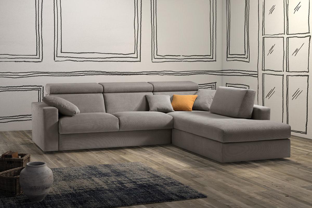 Divano letto moderno top lops break zona giorno - Divano letto smontabile ...