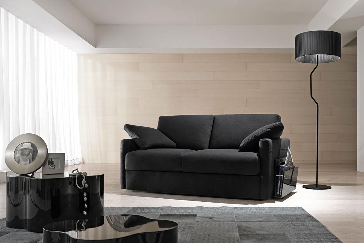 Divano letto moderno collezione lops natura comfy for Divano letto moderno