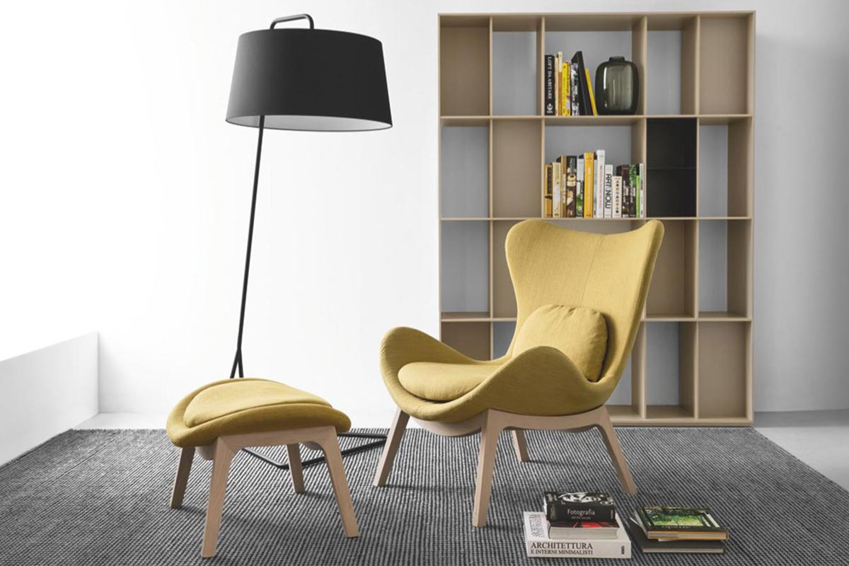 Poltrona Lazy Calligaris.Poltrona Moderna Calligaris Lazy Poltrone Acquistabile
