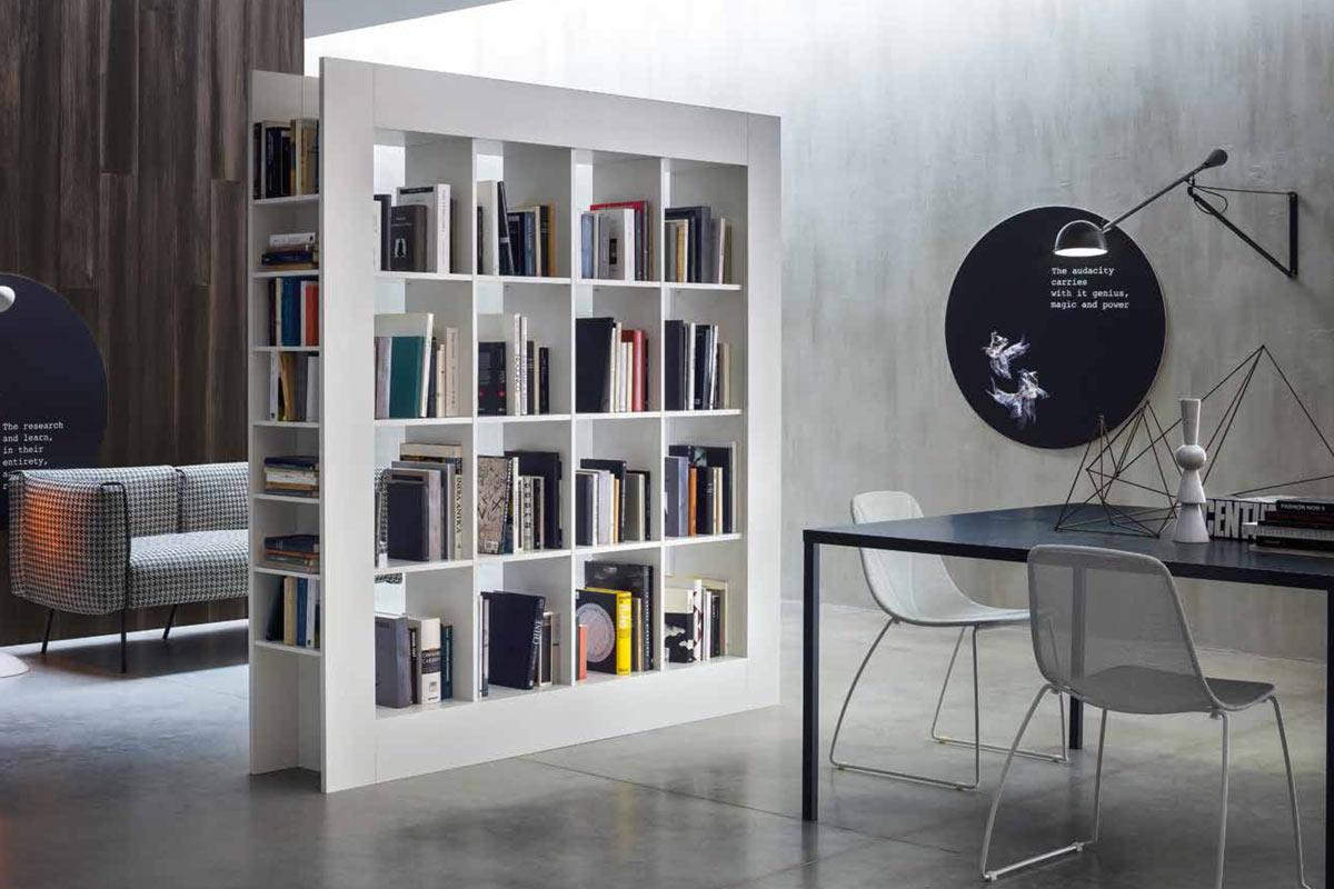 Mobili Ufficio Libreria : Libreria da ufficio moderna top lops frame mobili da ufficio