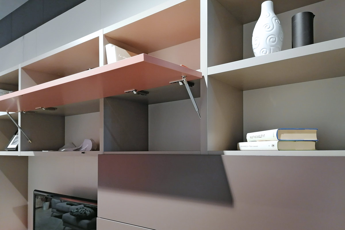 Soggiorno Outlet Top Lops Living System 2 CE - outlet ...
