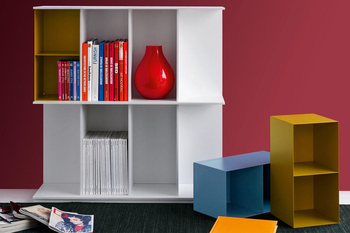 Libreria da ufficio moderna calligaris division mobili for Libreria da ufficio