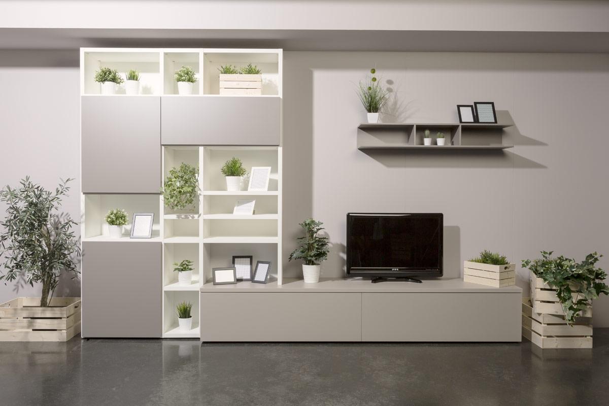 Libreria moderna componibile top lops butterfly for Immagini soggiorno moderno