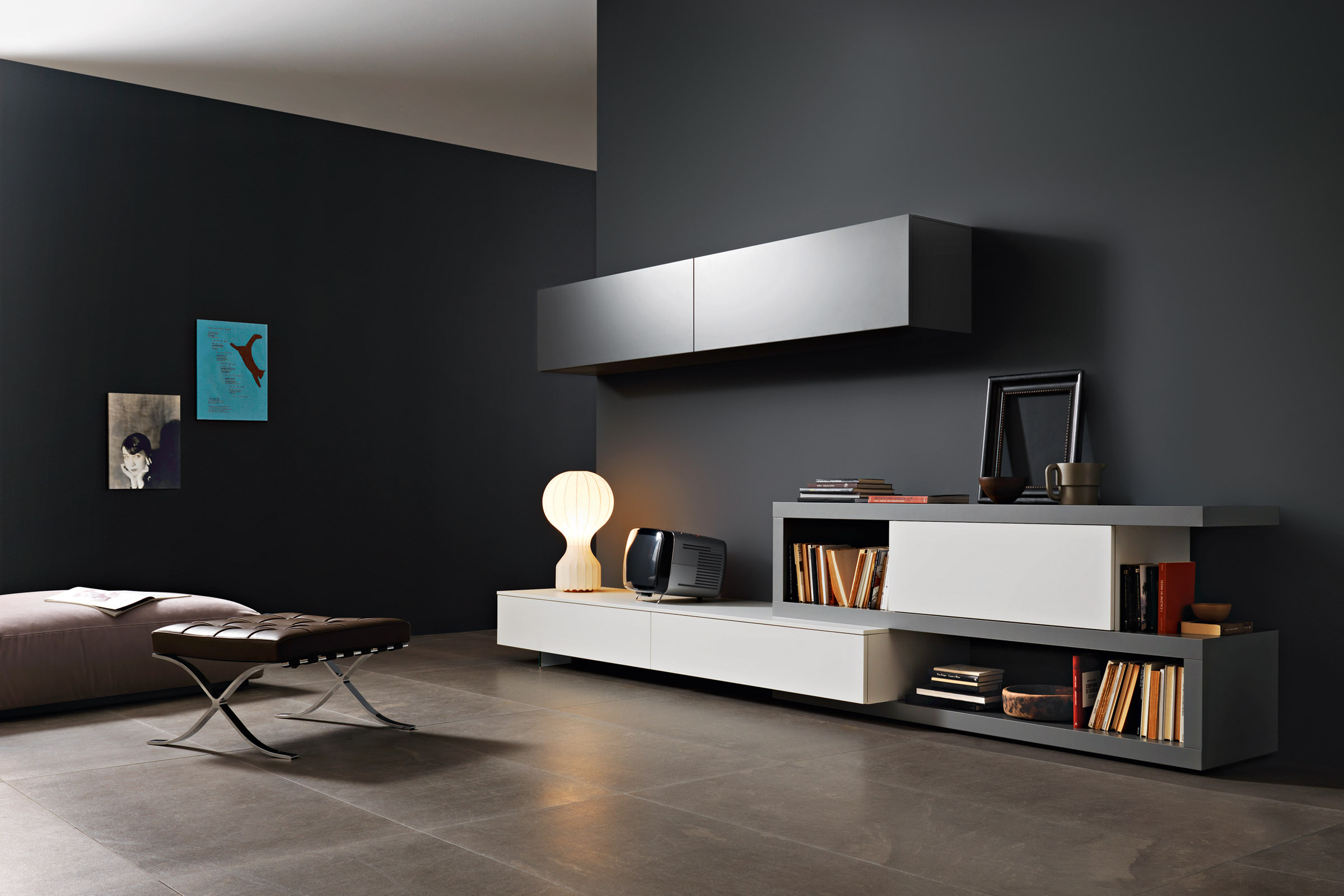 Soggiorni Moderni Milano ~ Ispirazione Per La Casa