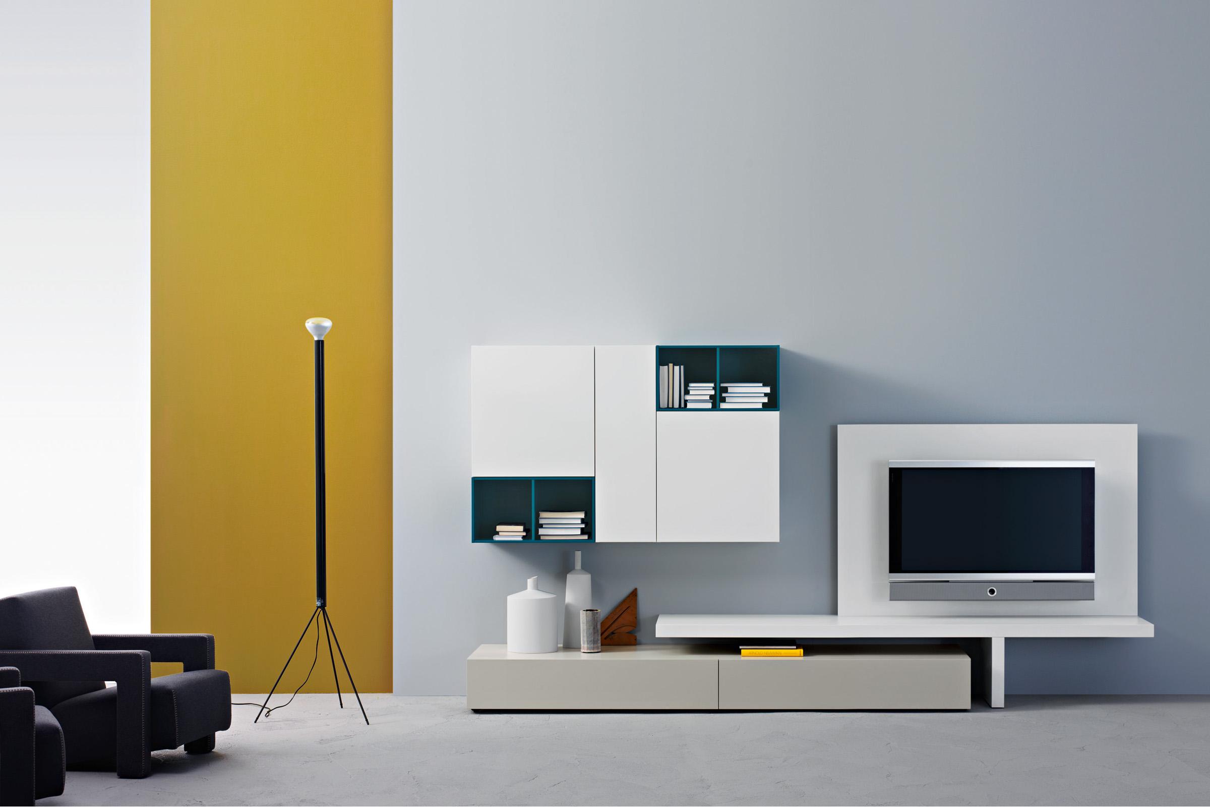 Soggiorno componibile moderno tutte le immagini per la - Immagini soggiorno moderno ...