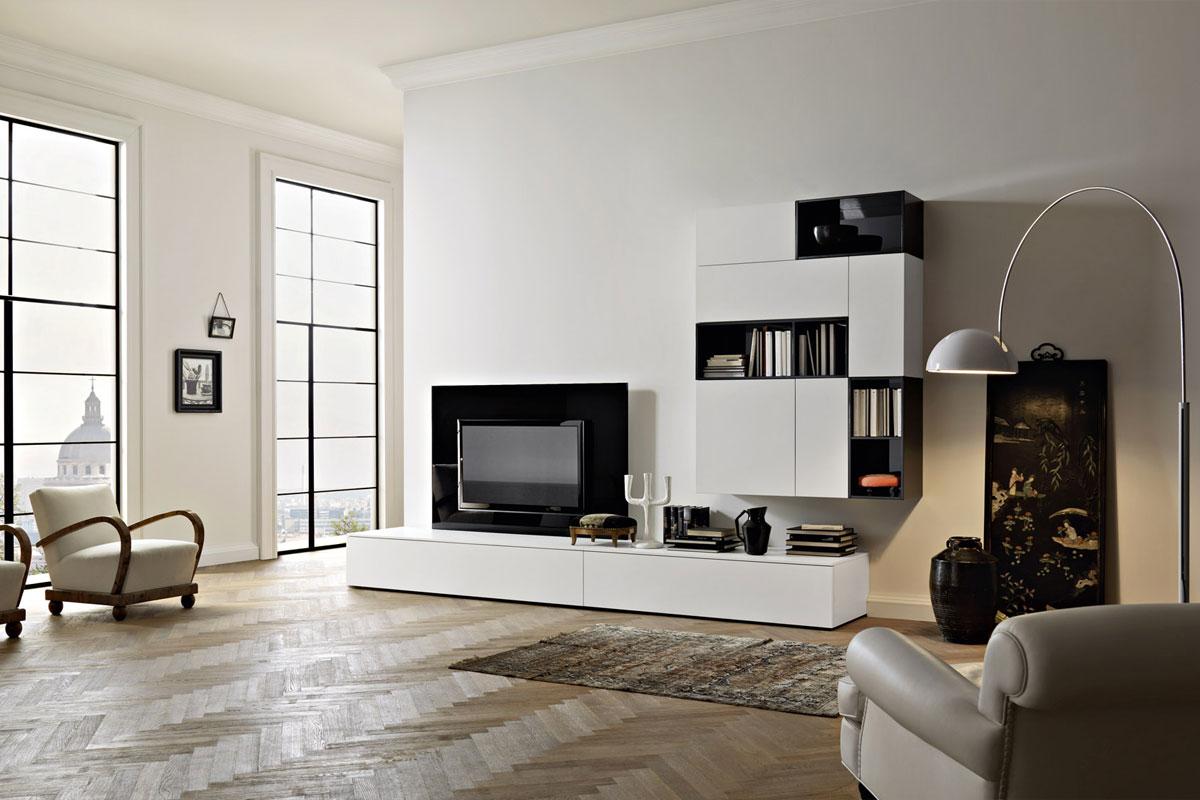Soggiorno moderno arredamento trendy immagine with for Lops arredamenti opinioni