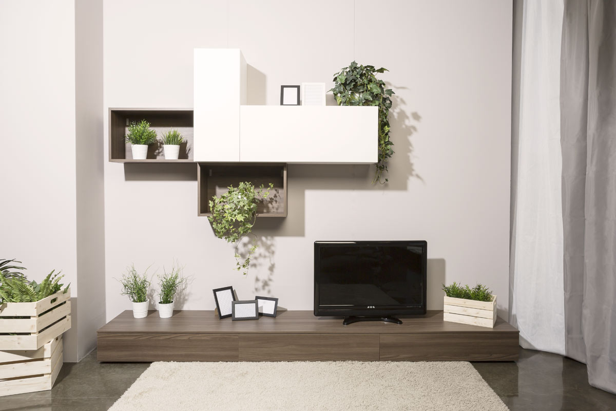 Soggiorno Outlet Easy Lops Tulipano TR - outlet-mobili ...