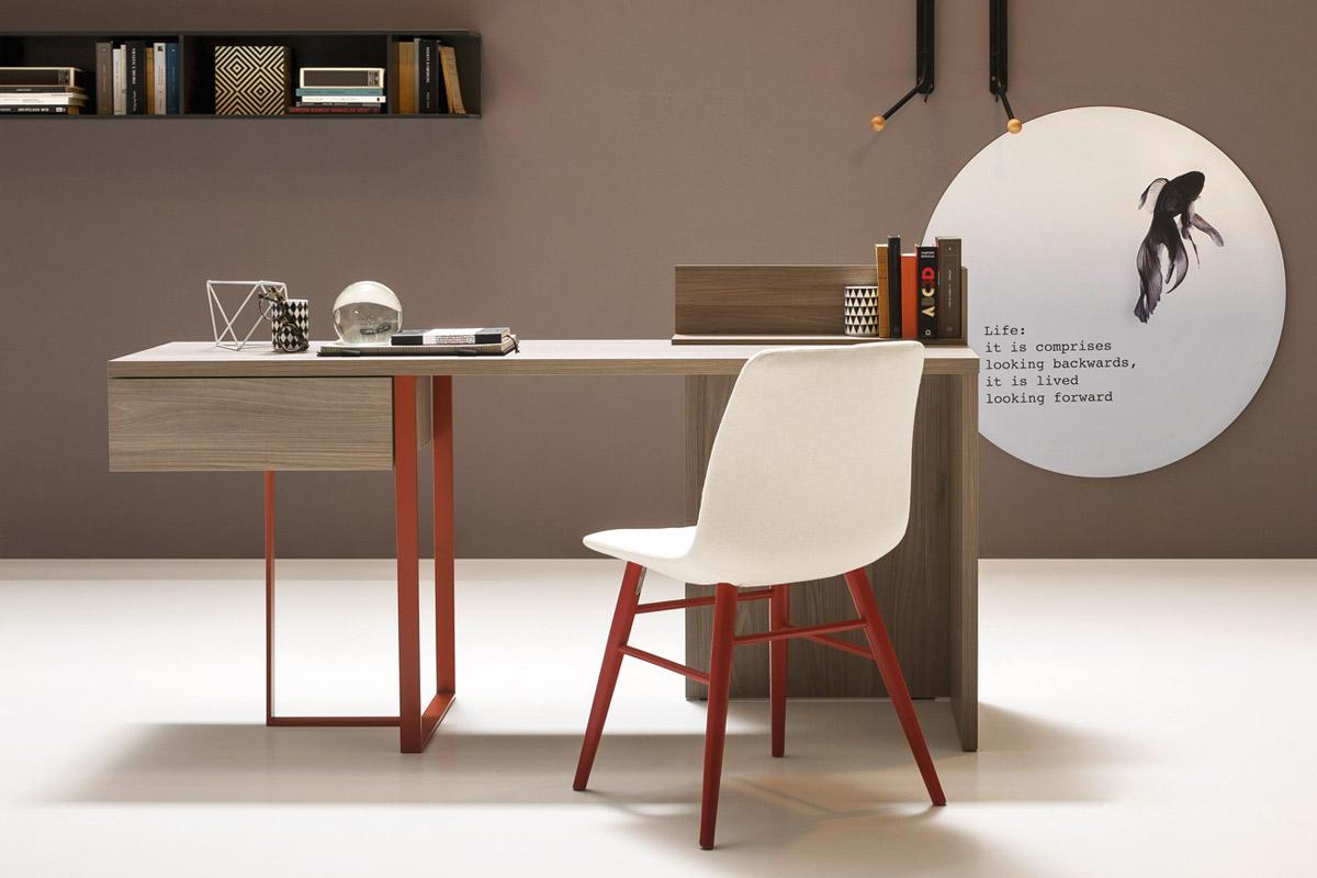 Scrivania da ufficio moderna top lops desk scrivanie da ufficio