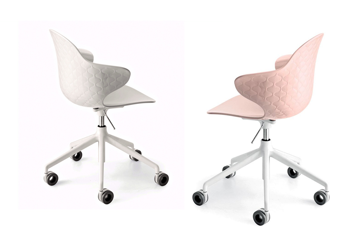 Sedia da ufficio moderna top lops saint tropez sedie da ufficio