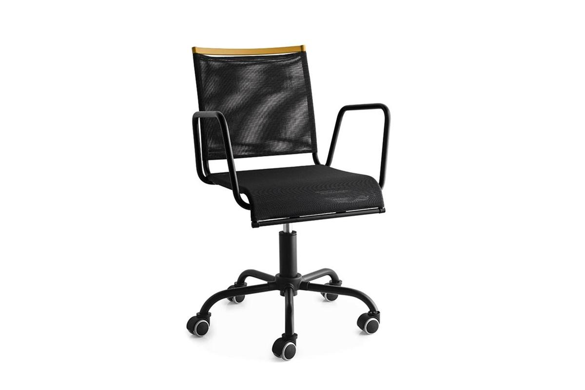Sedia da ufficio moderna calligaris web race sedie da for Calligaris comodini