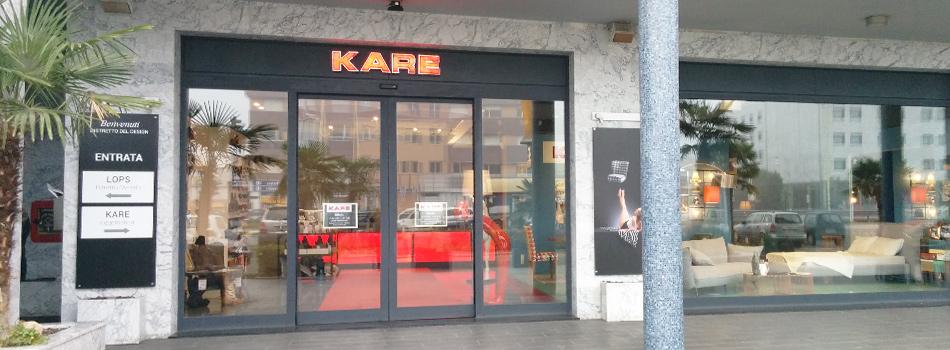 Orari di apertura negozio e mobilificio KARE Trezzano sul Naviglio ...